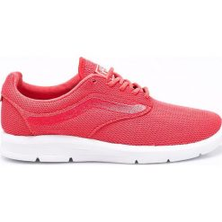 Vans - Buty. Różowe obuwie sportowe damskie Vans, z gumy. W wyprzedaży za 239.90 zł.