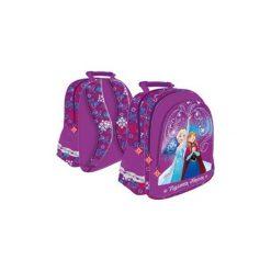 Plecak szkolny St. Majewski Frozen. Fioletowe torby i plecaki dziecięce St-Majewski, z materiału. Za 64.35 zł.