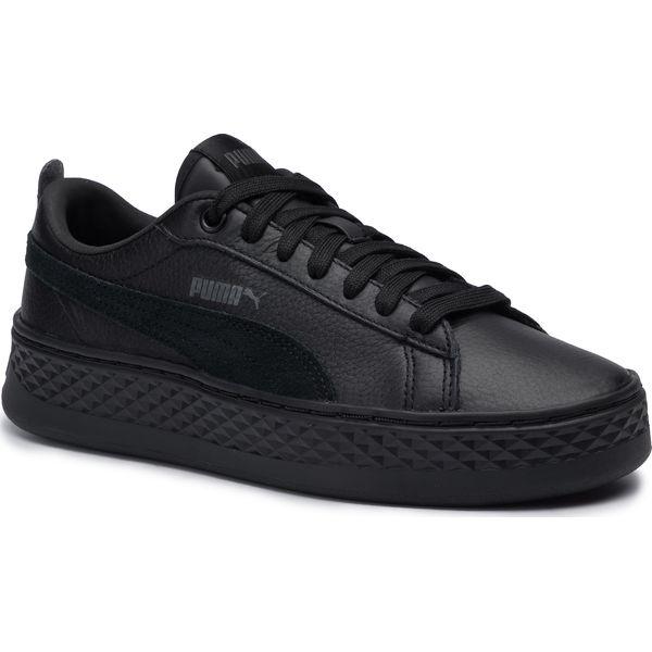 Sneakersy PUMA Smash Platform L 366487 01 Puma BlackPuma Black