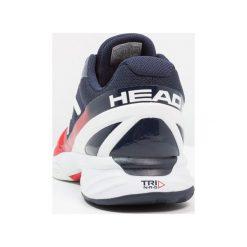 Head SPRINT PRO 2.0 CLAY MEN Obuwie do tenisa Outdoor red/blue. Trekkingi męskie Head, z materiału, do biegania. Za 589.00 zł.