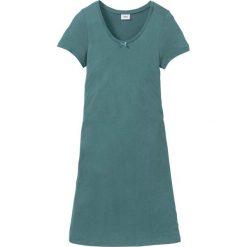 Koszula nocna z wiskozy bonprix kobaltowo-turkusowy. Koszule nocne damskie marki MAKE ME BIO. Za 49.99 zł.