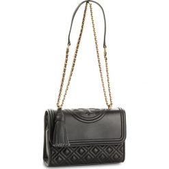 Torebka TORY BURCH - Small Convertible Should 43834 Black 001. Czarne torebki do ręki damskie Tory Burch, ze skóry. W wyprzedaży za 1,619.00 zł.