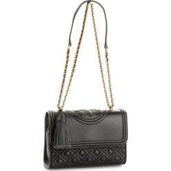 Torebka TORY BURCH - Small Convertible Should 43834 Black 001. Czarne torebki do ręki damskie Tory Burch, ze skóry. Za 2,019.00 zł.