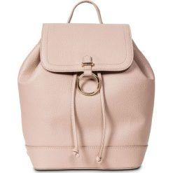 Plecak z ozdobnym pierścieniem bonprix cielisty. Brązowe plecaki damskie bonprix. Za 109.99 zł.