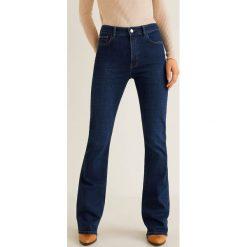 Mango - Jeansy Flare. Niebieskie jeansy damskie Mango. Za 139.90 zł.