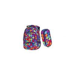 Plecak Młodzieżowy Coolpack College Bubble Shooter+ Piórnik. Torby i plecaki dziecięce marki Tuloko. Za 149.90 zł.