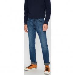 Wrangler - Jeansy Greensboro. Niebieskie jeansy męskie Wrangler. Za 329.90 zł.