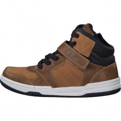 Sneakersy w kolorze brązowym. Brązowe trampki i tenisówki chłopięce S.Oliver. W wyprzedaży za 131.95 zł.