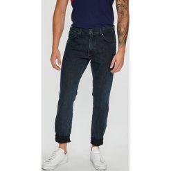 Wrangler - Jeansy. Niebieskie jeansy męskie Wrangler. Za 329.90 zł.