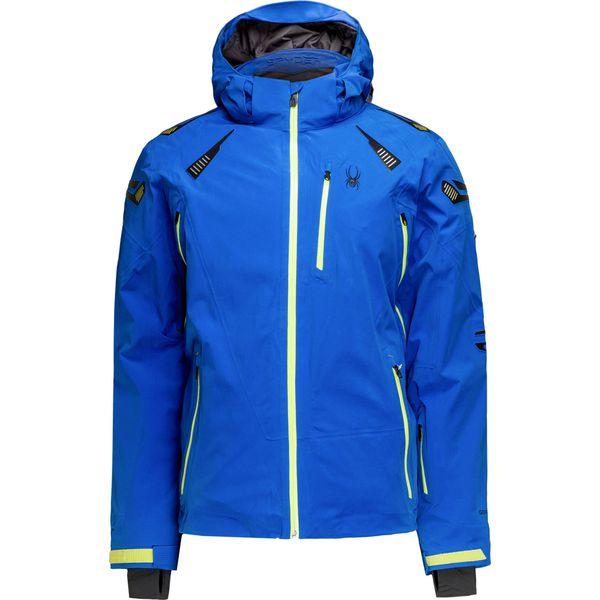 0ddf735abf Kurtka narciarska SPYDER PINNACLE GTX Niebieski - Kurtki męskie marki  Spyder. W wyprzedaży za 3