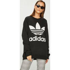 Adidas Originals - Bluza. Czarne bluzy damskie adidas Originals. Za 329.90 zł.