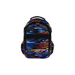 Plecak młodzieżowy St.Right Beta Stripes. Czarna torby i plecaki dziecięce St-Majewski, z materiału. Za 119.00 zł.