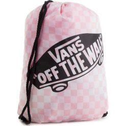 Plecak VANS - Benched Bag VN000SUFP2A Chalk Pink Chec. Białe plecaki damskie Vans, z materiału, sportowe. Za 59.00 zł.