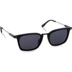 Okulary przeciwsłoneczne BOSS - 0325/S Matt Black 003. Czarne okulary przeciwsłoneczne męskie Boss, z tworzywa sztucznego. W wyprzedaży za 439.00 zł.