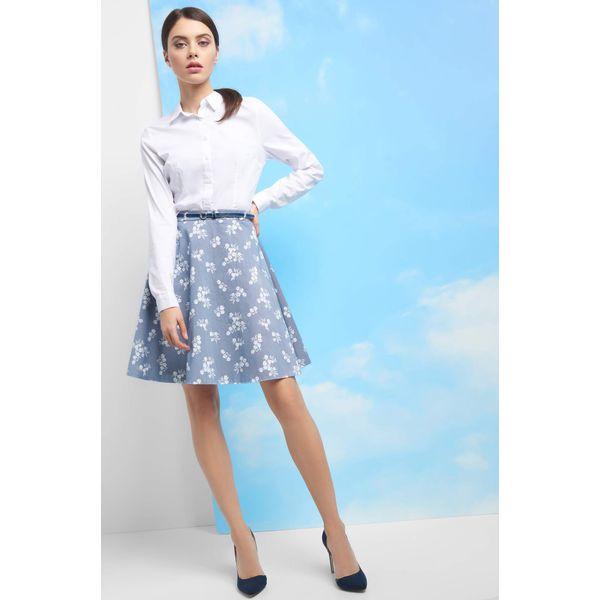 5eb6e4ff41fb29 Rozkloszowana spódnica z paskiem - Spódnice damskie marki Orsay. W ...