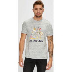 U.S. Polo - T-shirt. Koszulki polo męskie marki INESIS. W wyprzedaży za 129.90 zł.