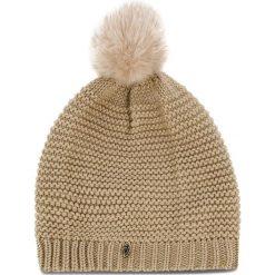 Czapka TRUSSARDI JEANS - Hat Knitted Pon Pon 59Z001169 W020. Brązowe czapki i kapelusze damskie TRUSSARDI JEANS, z jeansu. Za 189.00 zł.
