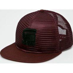 G-Star Raw - Czapka. Brązowe czapki i kapelusze damskie G-Star Raw. W wyprzedaży za 99.90 zł.