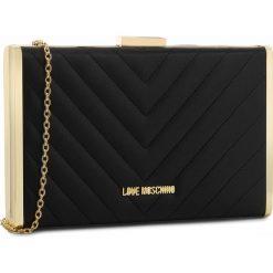 Torebka LOVE MOSCHINO - JC4163PP16L30000  Nero. Czarne torebki do ręki damskie Love Moschino, ze skóry ekologicznej. Za 559.00 zł.