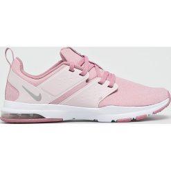 Nike - Buty Air Bella Tr. Brązowe obuwie sportowe damskie Nike, z materiału. Za 339.90 zł.