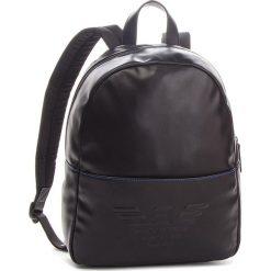 Plecak EMPORIO ARMANI - 402508 8A555 00020 Black. Czarne plecaki damskie Emporio Armani, z materiału, sportowe. Za 799.00 zł.