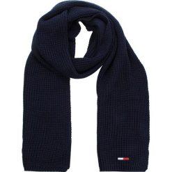 Szal TOMMY JEANS - Tju Basic Rib Scarf AU0AU00288 496. Szare szaliki i chusty damskie marki Giacomo Conti, na zimę, z tkaniny. W wyprzedaży za 159.00 zł.