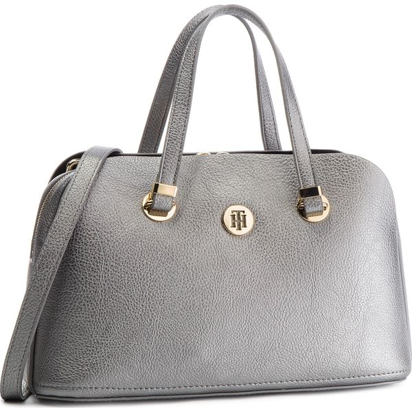 8b5338eae0220 Torebka TOMMY HILFIGER - Th Core Med Satchel AW0AW06120 055 - Torby ...