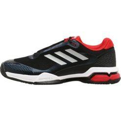 Adidas Performance BARRICADE CLUB Obuwie multicourt black/metallic silver/white. Buty sportowe męskie adidas Performance, z materiału, outdoorowe. Za 379.00 zł.