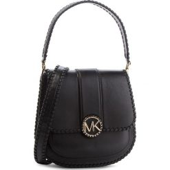 Torebka MICHAEL MICHAEL KORS - Lillie 30F8G0LM6O Black. Czarne torebki do ręki damskie MICHAEL Michael Kors, ze skóry. Za 1,719.00 zł.