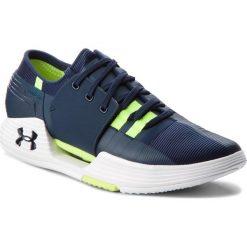 Buty UNDER ARMOUR - Ua Speedform Amp 2.0 1295773-401 Nvy. Niebieskie buty sportowe męskie Under Armour, z materiału. W wyprzedaży za 339.00 zł.