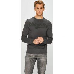 Produkt by Jack & Jones - Bluza. Szare bluzy męskie PRODUKT by Jack & Jones, z aplikacjami, z bawełny. W wyprzedaży za 99.90 zł.