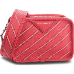 Torebka KARL LAGERFELD - 86KW3109 Ruby. Czerwone listonoszki damskie KARL LAGERFELD, ze skóry ekologicznej. W wyprzedaży za 559.00 zł.