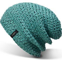 Woox Wiosenna Czapka Krasnal Unisex |Handmade| Morska Frigus Beanie Smaragd - Frigus Beanie Smaragd  -          - 8595564755074. Czapki i kapelusze męskie Woox. Za 84.85 zł.