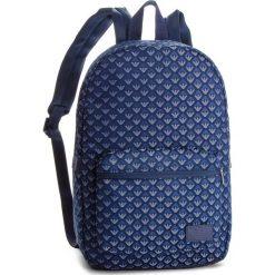 Plecak EMPORIO ARMANI - 402509 8A556 06935 Navy Blue. Niebieskie plecaki damskie Emporio Armani, z materiału. Za 529.00 zł.