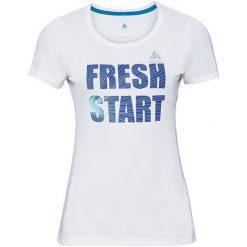 Odlo Koszulka damska Special Running BTS biała r. S (391991). T-shirty damskie Odlo. Za 107.35 zł.