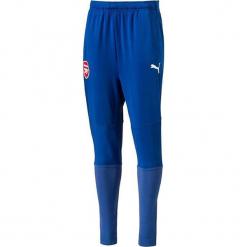 Spodnie sportowe w kolorze niebieskim. Spodnie sportowe dla chłopców marki Reserved. W wyprzedaży za 113.95 zł.