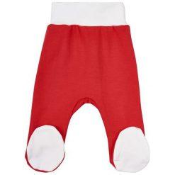 Garnamama Dziecięce Rajuzy, Christmas 68, Białe/Czerwone. Śpioszki niemowlęce marki Pollena Savona. Za 25.00 zł.