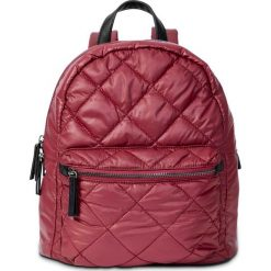 Plecak bonprix czerwony klonowy - srebrny kolor. Czerwone plecaki damskie bonprix. Za 89.99 zł.
