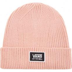 Czapka VANS - Falcon Beanie VN0A34GWOBJ Rose Cloud. Czerwone czapki i kapelusze damskie Vans, z materiału. Za 99.00 zł.