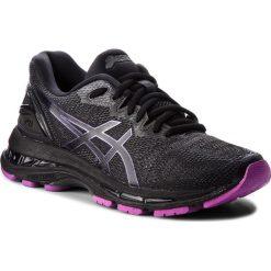 Buty ASICS - Gel-Nimbus 20 Lite-Show 1012A037 Black/Black 001. Czarne obuwie sportowe damskie Asics, z materiału. W wyprzedaży za 639.00 zł.