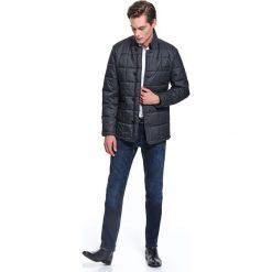 Kurtki i płaszcze męskie ze sklepu Top Secret Kolekcja