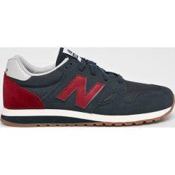 New Balance - Buty U520EJ. Czarne buty sportowe męskie New Balance, z gumy. W wyprzedaży za 319.90 zł.