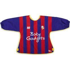 Baby Sportsman - Śliniak z rękawami (GAD02297). Fioletowe śliniaki dla dzieci Baby Gadgets. Za 43.95 zł.
