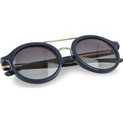 Okulary przeciwsłoneczne BOSS - 0853/S VQM. Zielone okulary przeciwsłoneczne damskie Boss. W wyprzedaży za 719.00 zł.