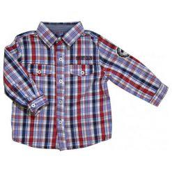 Carodel Koszula Chłopięca 68 Czerwono-Niebieska. Koszule dla chłopców marki bonprix. Za 49.00 zł.