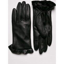 Medicine - Rękawiczki Basic. Czerwone rękawiczki damskie MEDICINE, z materiału. Za 99.90 zł.