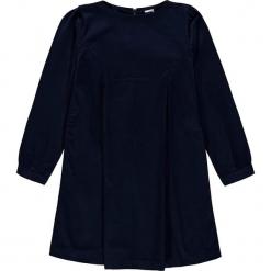 Sukienka w kolorze granatowym. Niebieskie sukienki dla dziewczynek Königsmühle. W wyprzedaży za 85.95 zł.