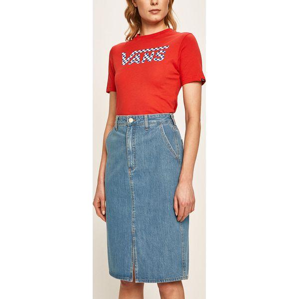 Lee Spódnica jeansowa