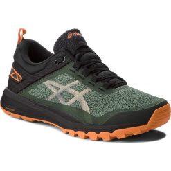 Buty ASICS - Gecko Xt T826N Cedar Green/Black 300. Zielone buty sportowe męskie Asics, z gumy. W wyprzedaży za 359.00 zł.