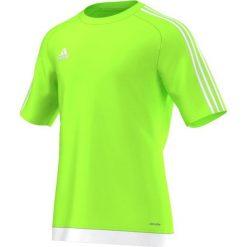 Adidas Koszulka piłkarska Estro 15 zielony-biała r. XL (S16161). T-shirty i topy dla dziewczynek Adidas. Za 41.50 zł.